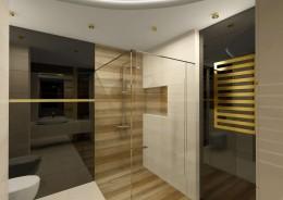 Projekt wnętrza dla ekskluzywnego apartamentu