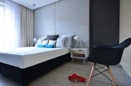 aranżacja wnętrz / projekt sypialni