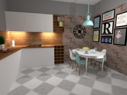 Kuchnia-styl nowoczesny