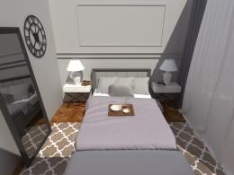 Sypialnia-styl klasyczny