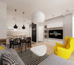 45 m² w Dąbrowie Górniczej