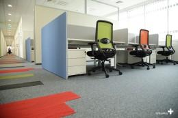 Biuro korporacji z branży drukarskiej