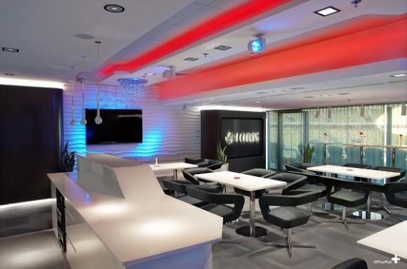 lo a vip na stadionie gda skim office plus e aran. Black Bedroom Furniture Sets. Home Design Ideas