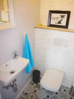 Malutkie wc