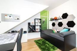 Pokój małego piłkarza