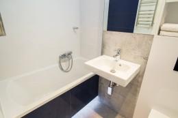 Oryginalna łazienka.