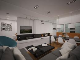 apartament 120m