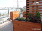 Ogród na balkonie