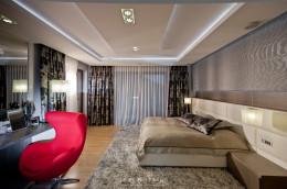 Dom w Redzie - Sypialnia