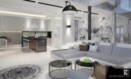 Designerski Salon - Dom z Charakterem