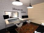 Studio nagrań, Wiedeń