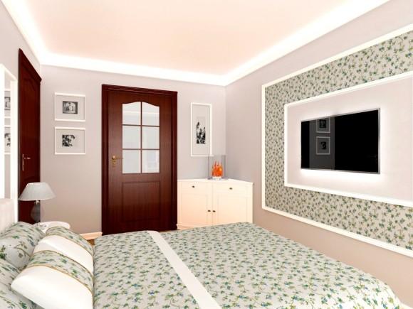 Sypialnia W Stylu Prowansalskim Tatiana Filus E Aranżacjepl