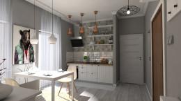 Mieszkanie 28m2 w Krakowie