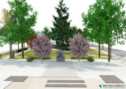 Park miejski w Nasielsku