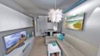 Minimalistyczne mieszkanie pod wynajem