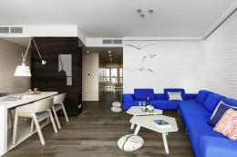 Apartament w Sea Tower, Gdynia