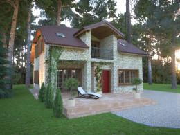 Modernizacja domu z lat 90'