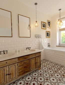 Projekt łazienki Chełmno. 2014
