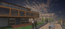 Projekt koncepcyjny Domu Seniora