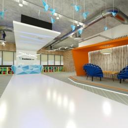 Projekt biura dla firmy