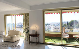 Realizacja / Apartament 110 m - Francja - Nicea
