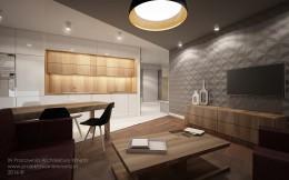 Geometryczne Mieszkanie