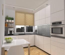 Geometryczna kuchnia