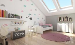 Pokój małej Natalii