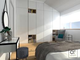 Projek sypialni
