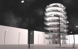 Przebudowa wieży ciśnień