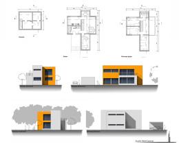 Dom jednorodzinny Fallera