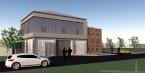 Rozbudwa budynku magazynowo-biurowego