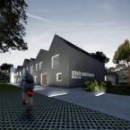 budynek szkoły podstawowej wraz z przedszkolem