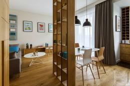 Aranżacja wnętrza małego mieszkania