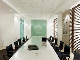 Aranżacja przestrzeni biurowej dla firmy Morspol S.A.