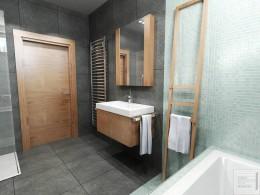 Projekt i aranżacja wnętrza łazienki