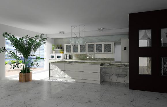 Kuchnia W Stylu Prowansalskim Atrium Wnętrza E Aranżacjepl