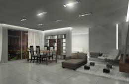 salon nowoczesny
