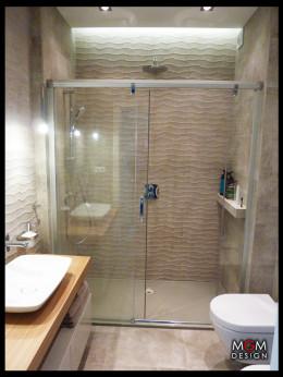 Komfortowa łazienka