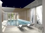 Projekt basenu prywatnego