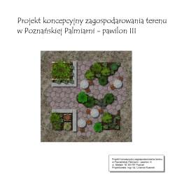 Aranżacja pawilonu w Poznańskiej Palmiarni