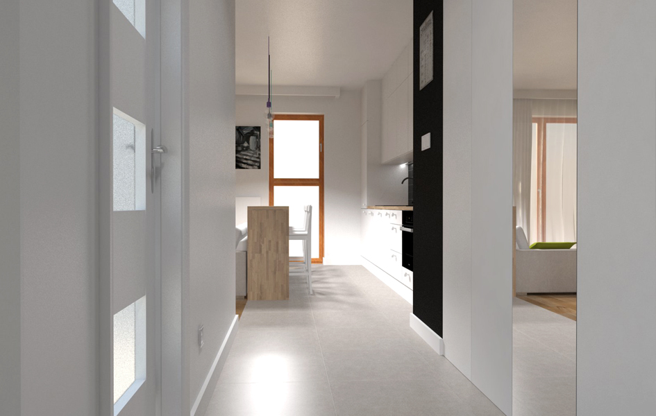 wnętrze mieszkania