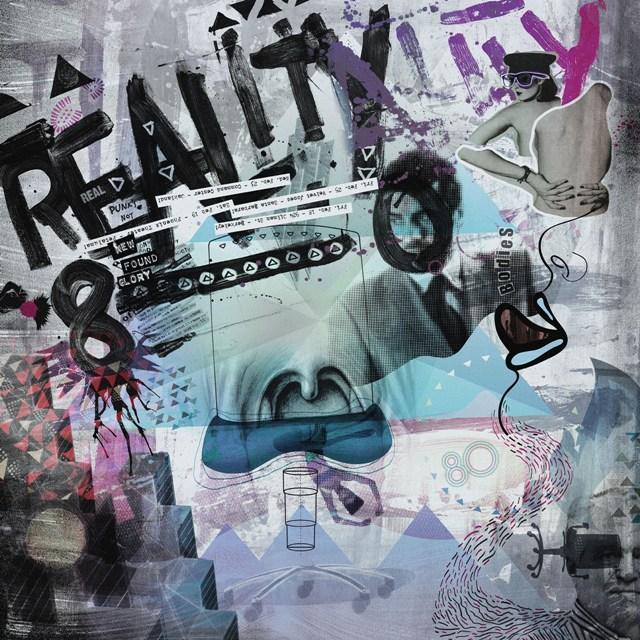 Grafika Andrzej Dobosz, Fotel Reality