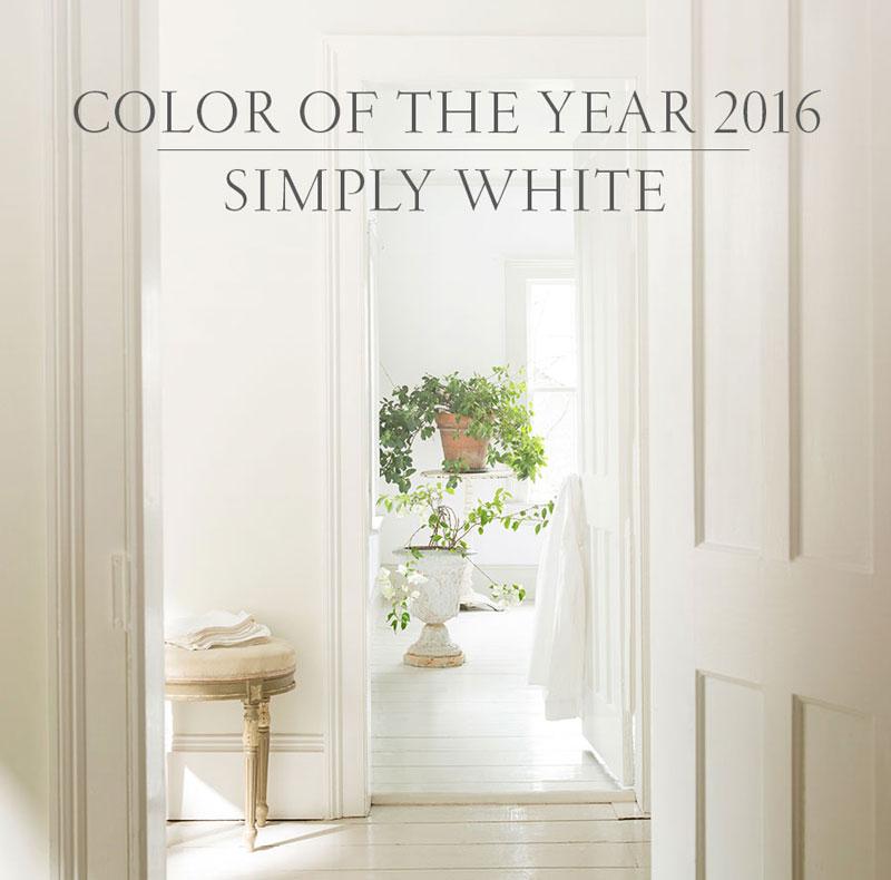Benjamin Moore - Simply White