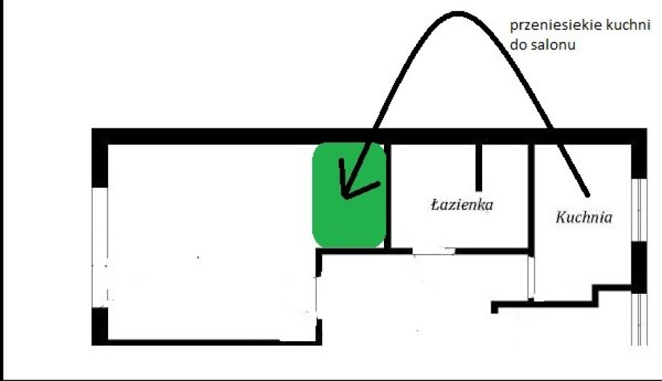 Przeniesienie Kuchni Do Salonu Forum Budowlane Budowa