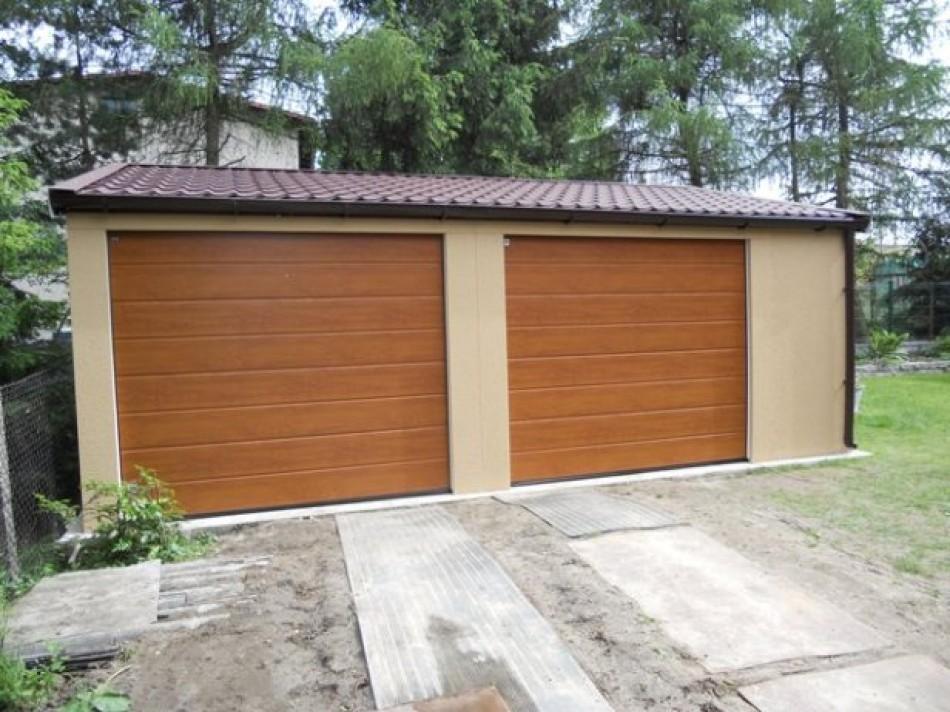 Garaż Blaszany Tynkowany Forum Budowlane Budowa Domu Koszty