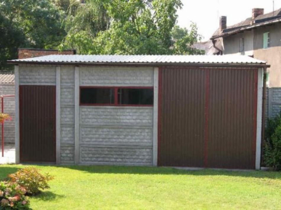 Projekt Garażu Z Płyt Betonowych Cej68 Usafrica
