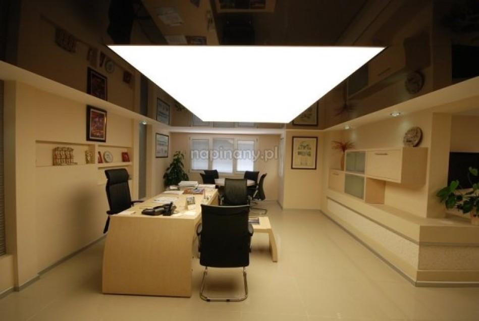 Sufity Napinane Z Oswietleniem Led Forum Budowlane Budowa Domu